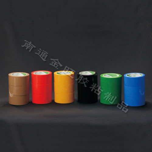 Color sealing tape